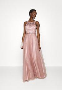 Luxuar Fashion - Suknia balowa - mauve - 1
