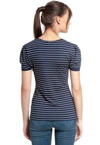 Vive Maria - Print T-shirt - blau allover - 1