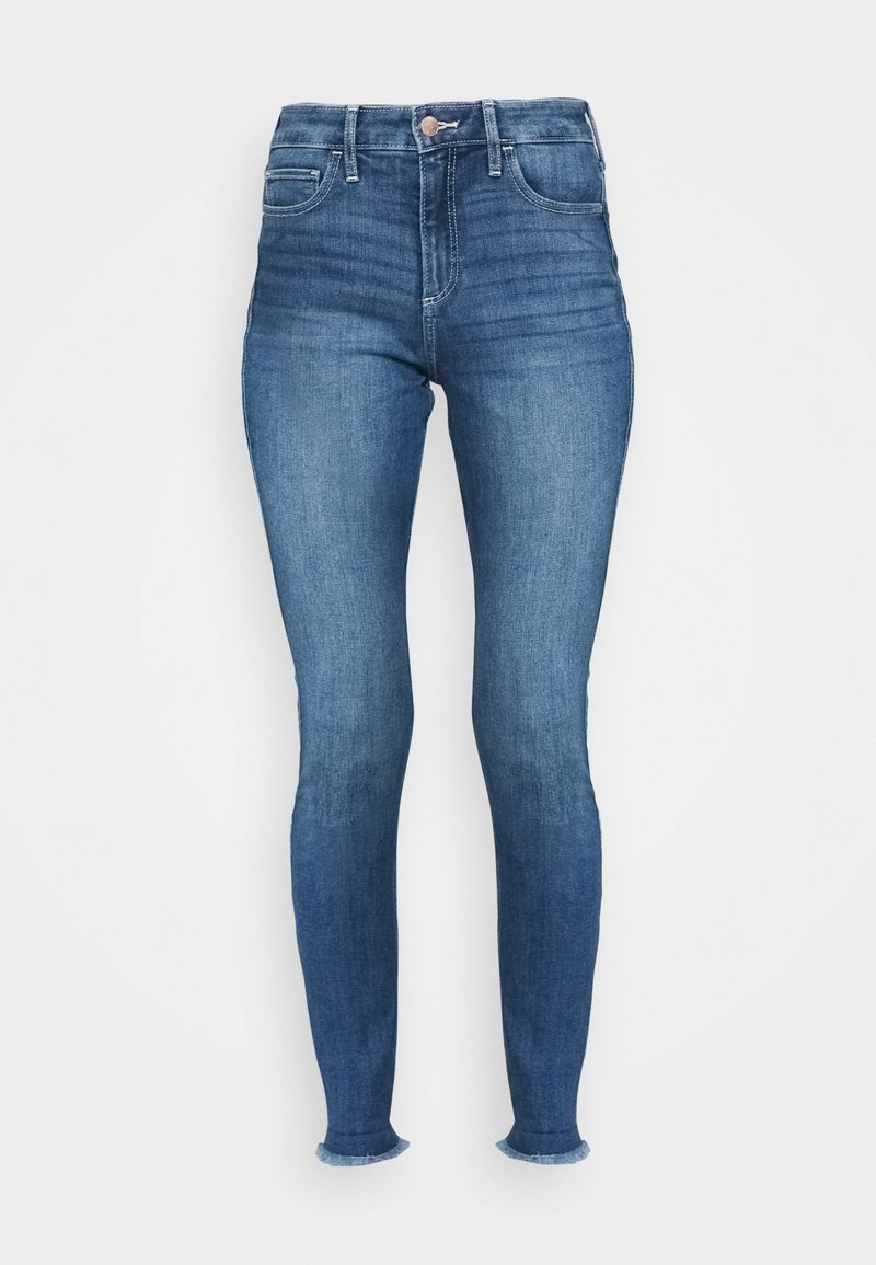 Hollister Co. Jeans Skinny Fit - blue denim RNqhav