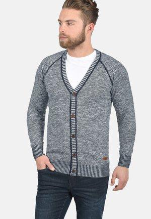 REGULAR FIT - Kardigan - gray