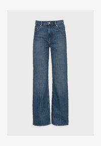 ARKET - JEANS - Flared jeans - blue - 4