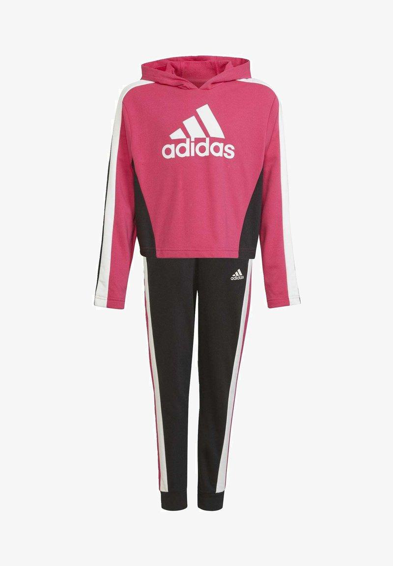 adidas Performance - COLORBLOCK - Survêtement - pink