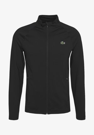 Training jacket - black/black