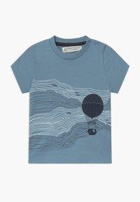 Sense Organics - IBON BABY - Print T-shirt - blue - 0