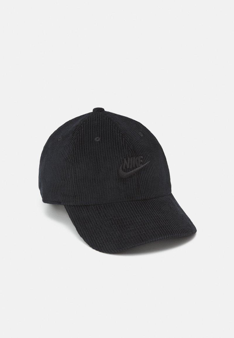 Nike Sportswear - FUTURA UNISEX - Lippalakki - black