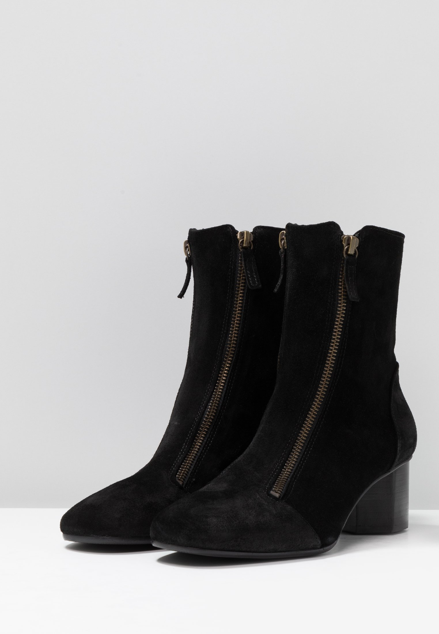 Best Seller Cheapest Homers DANY - Classic ankle boots - black | women's shoes 2020 lFOKd