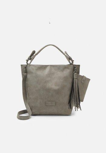 HOBO SET - Handbag - rock