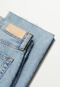 Mango - HAVANA - Straight leg jeans - lichtblauw - 6