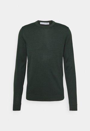 SLHTOWN MAX CREW NECK - Pullover - darkest spruce