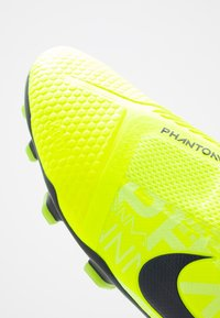 Nike Performance - PHANTOM PRO FG - Moulded stud football boots - volt/obsidian/barely volt - 5