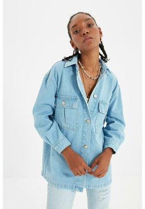 PARENT - Denim jacket - blue