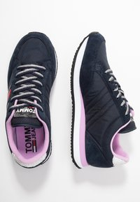 Tommy Jeans - WMNS CASUAL RETRO  - Sneaker low - blue - 3