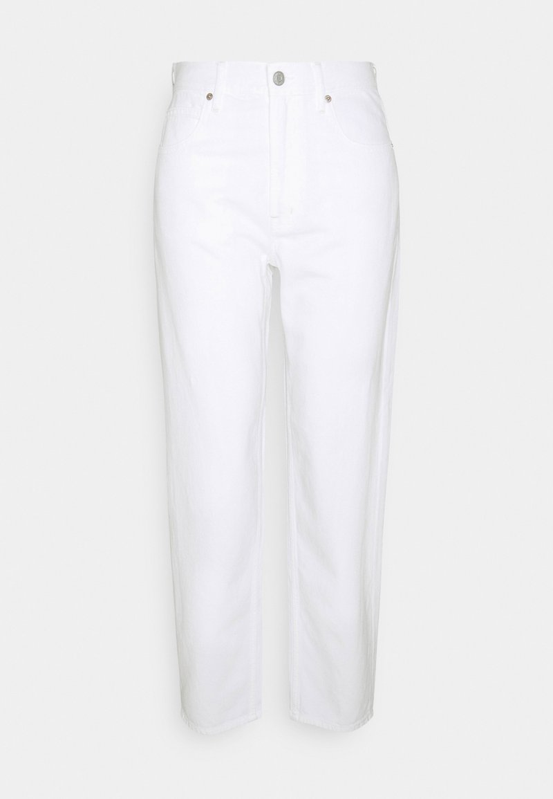 GAP - BARREL - Jeans relaxed fit - white global