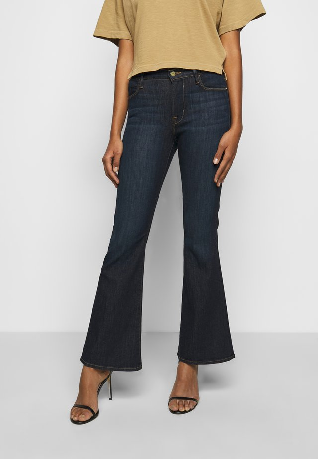LE PIXIE  - Flared Jeans - sutherland