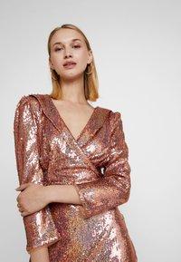 TFNC - LEANIRA DRESS - Robe de soirée - rose gold - 3