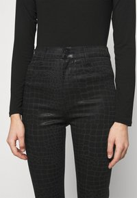 J Brand - LEENAH HIGH RISE ANKLE SKINNY - Jeans Skinny Fit - caiman - 5
