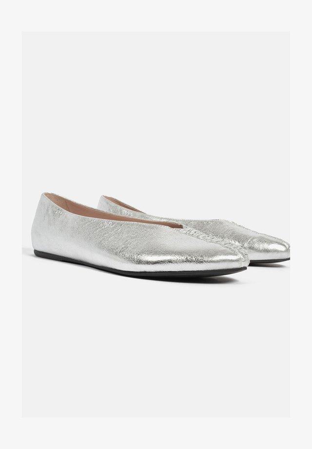 Ballerinat - silver