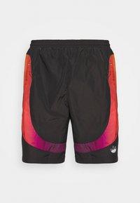 adidas Originals - UNISEX - Shorts - black - 3