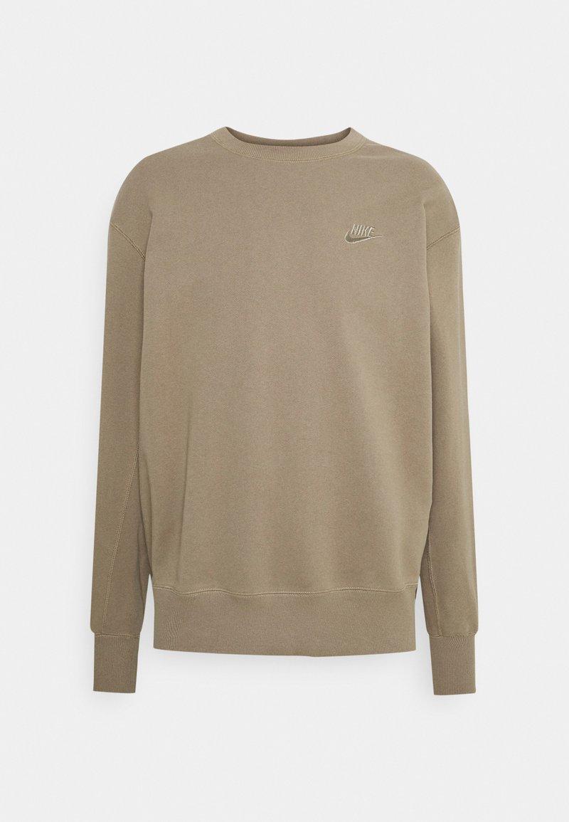 Nike Sportswear - CLASSIC - Felpa - sandalwood/khaki