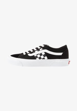 BESS  - Skate shoes - black/true white