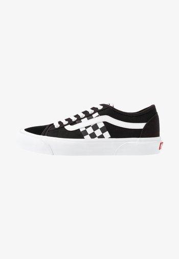 BESS  - Skate shoes - black/true white