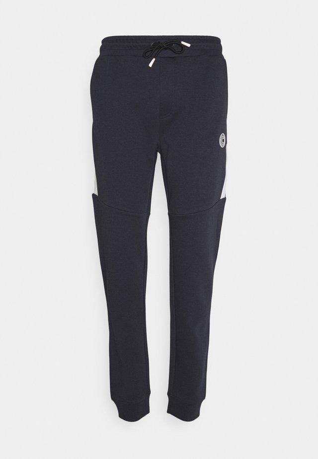 BRUZZ  - Teplákové kalhoty - navy
