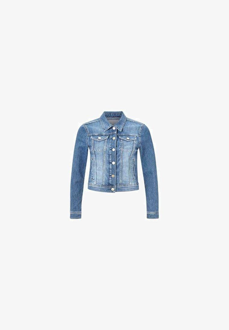 Rich & Royal - Jeansjakke - blue