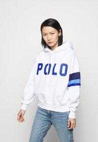 Polo Ralph Lauren - SEASONAL - Sweatshirt - white - 0