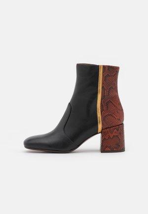 UKEA - Korte laarzen - pitbul/coquer brick/dali iron
