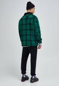 PULL&BEAR - Shirt - mottled green - 2