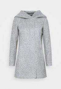 VMVERODONA JACKET - Zimní kabát - light grey
