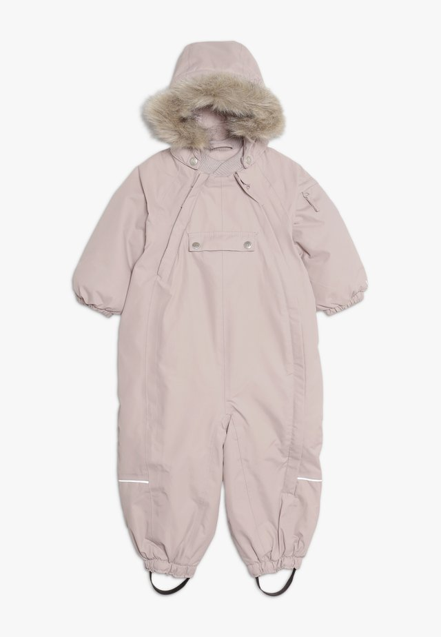SNOWSUIT NICKIE BABY - Combinaison de ski - rose powder