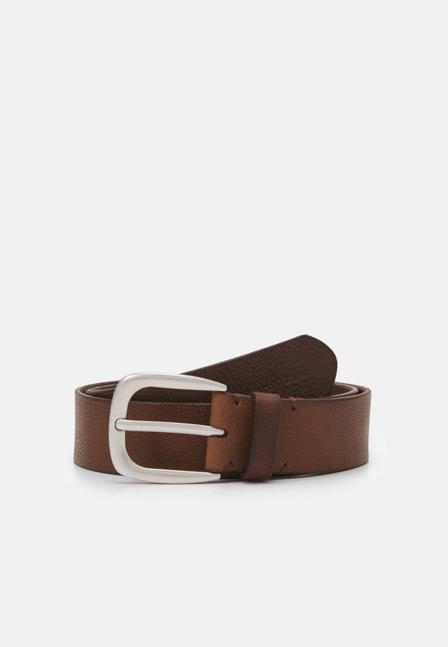 ETNA - Belt - maroon brown