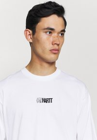 Carhartt WIP - TWISTED TRUTH  - Long sleeved top - white - 3