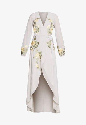 Maxi dress - light grey