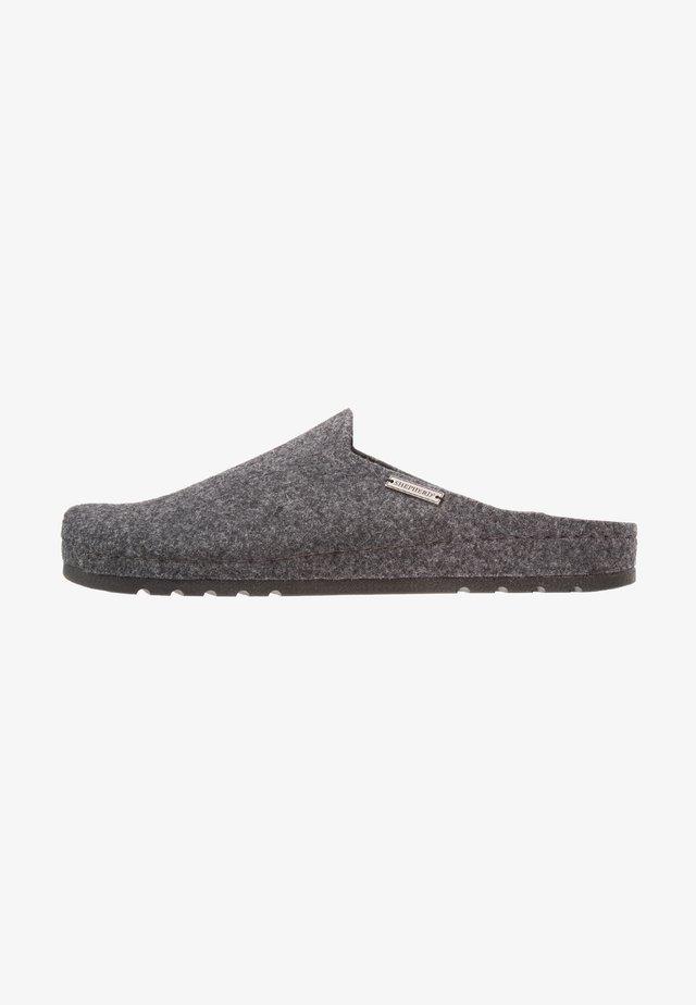 ISAK - Pantoffels - schwarz