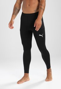 Puma - LIGA BASELAYER LONG TIGHT - Base layer - black - 0