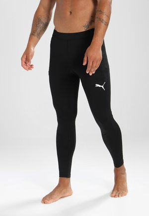 LIGA BASELAYER LONG TIGHT - Caleçon long - black