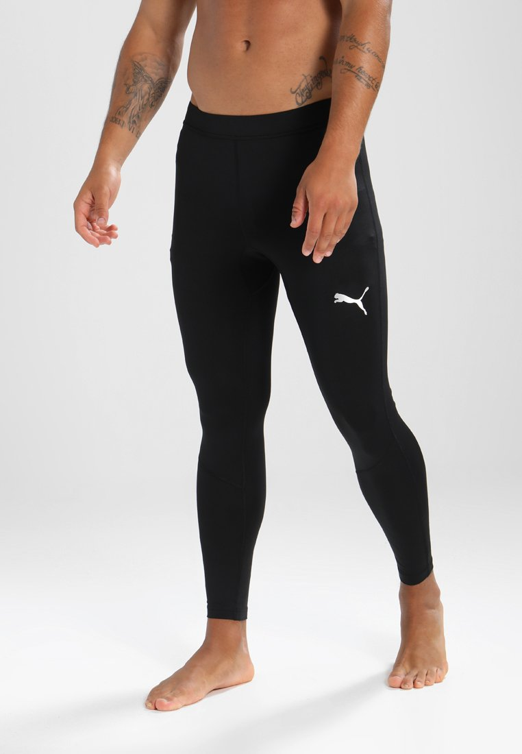 Puma - LIGA BASELAYER LONG TIGHT - Base layer - black