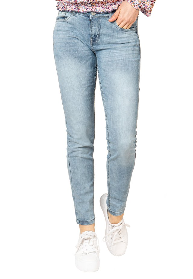 Jeans Skinny Fit - middle-blue