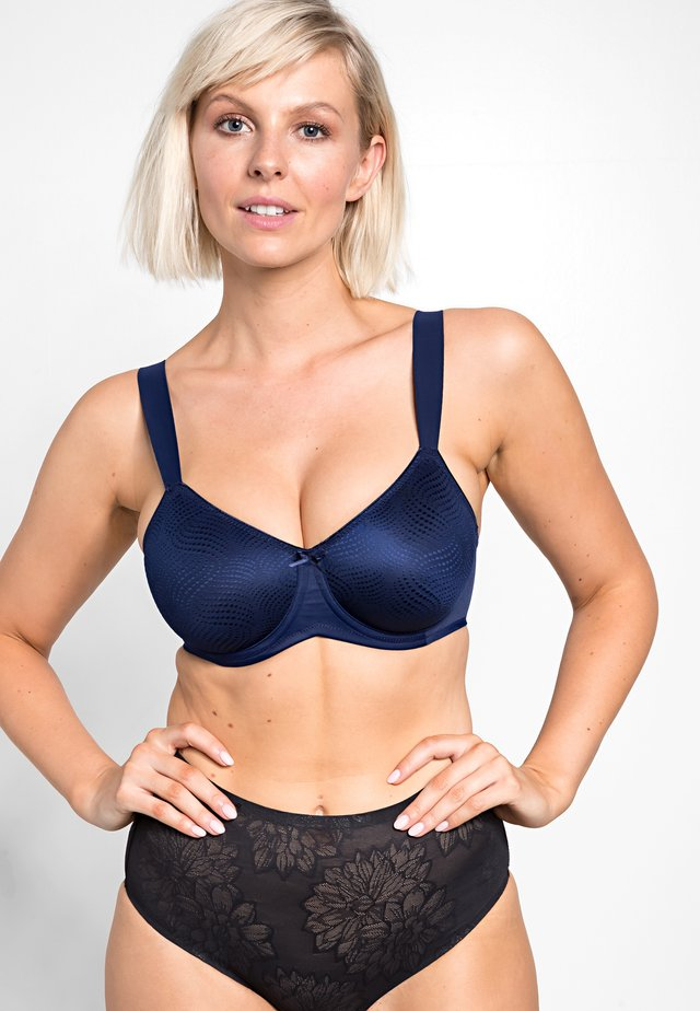 ESSENTIAL MINIMIZER  - Bøyle-BH - navy blue