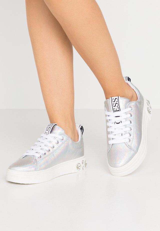 RIVET - Zapatillas - argent