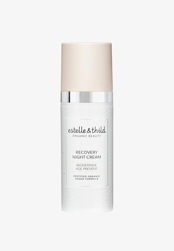 BIODEFENSE INSTANT RECOVERY NIGHT CREAM