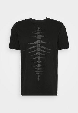 T-JUST-A31 MAGLIETTA UNISEX - Camiseta estampada - black