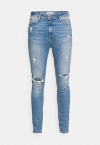 Jack & Jones - JJIPETE JJORIGINAL  - Jeans Tapered Fit - blue denim - 3