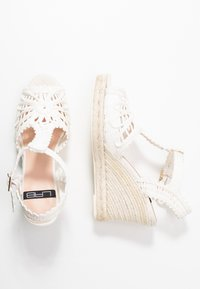 LAB - High heeled sandals - blanco - 3