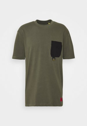 WORKWEAR POCKET  - T-shirt - bas - army