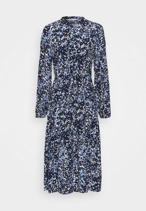 FLOUNCE - Shirt dress - blue