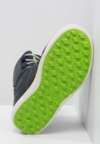 Lowa - RAIK GTX UNISEX - Winter boots - navy/limone - 4