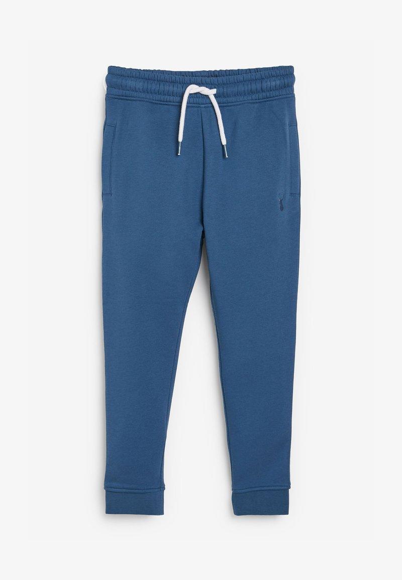 Next - Tracksuit bottoms - mottled blue